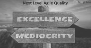 Workshop Next Level Agile Quality for Teams