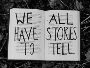 Discovering your stories